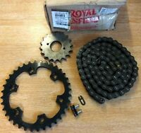Royal Enfield GT Continental Chain & Sprocket Kit