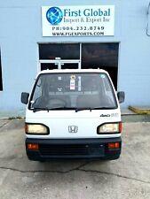 Japanese Mini Truck 1992 Honda ACTY SDX 4X4 5 speed