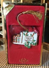 Lenox 2002 Annual From Our Home To Yours Ornament