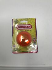 NEW! DUNCAN Orange Imperial Yo-Yo New on Card Sealed! # 3124IM