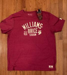 Under Armour South Carolina Gamecocks USC Williams Brice Stadium Shirt 3XL NWT