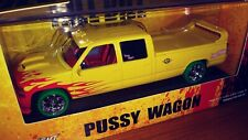 Greenlight Green Machine Kill Bill Pussy Wagon 1/43 Chase Version!