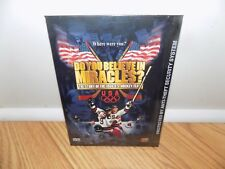 Do You Believe in Miracles? The Story of the 1980 U.S. Hockey Team DVD 2002 NEW