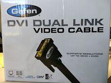 Gefen Dual Link DVI 25' Cables - Black