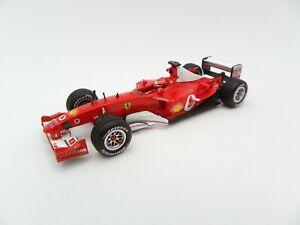 Ferrari F2003-GA Michael Schumacher #1 2003 Hotwheels 1 43 F1 Formula 1 Champion