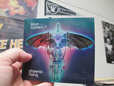 Phoenix Rising  Rovo/System 7 CD Electronic dance Music Trance house Techno
