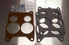 For Rochester Quadrajet Carburetor Phenolic Insulator Spacer Heat Soak Riser 1/4