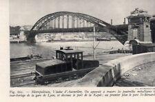 75 PARIS VIADUC D AUSTERLITZ IMAGE1948 PRINT