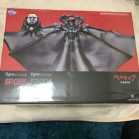 NEW figma SP-085 Berserk VOID & figFIX SP-004 UBIK Action Figure FREEing FS