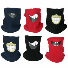 boys girls kids snood scarf hat funky neck warmer winter warm ski, NEW, novelty