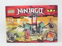 LEGO COSTRUZIONI 2254 NINJAGO MASTERS OF SPINJITZU FONDO MAGAZZINO [Q09-036]