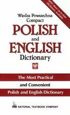 Wiedza Powszechna Compact Polish and English Dictionary by Jan Stanislawski,...