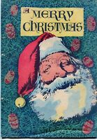 1948 Polly Parrot Shoes - Merry Christmas Booklet