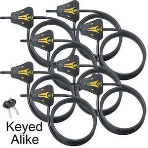 Master Lock - Trail Camera Python Adjustable Cable Locks #8419KA-8