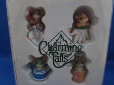 Charming Tails~Spring Garden Lapel Pins~80/101~MIB