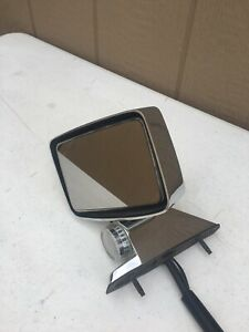 1985-1989 Lincoln Town Car Drivers side door Mirror