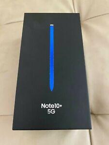 Samsung Galaxy Note 10+ 5G N976U - 256GB - Aura Glow (T-Mobile Unlocked)