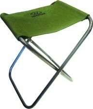 Highlander Fur068 Portable Lightweight Folding Camping Fishing Stool Olive Green