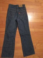VTG Levi Jeans Made in USA Size 12 Slim