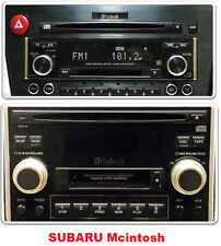 USB SD mp3 AUX In Adattatore Lettore CD per Subaru Legacy radio McIntosh 1998-2009