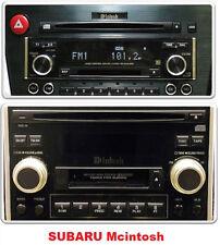 Bluetooth USB SD mp3 aux en adaptador cd del cambiador subaru radio mcintosh