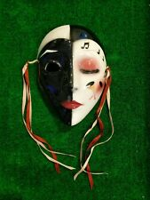 """Clay Art Ceramic Face Mask San Francisco """"About Face"""""""