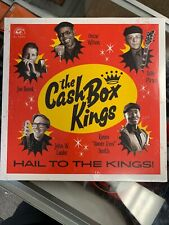 Cash Box Kings - Hail To The King New Sealed Lp (Blues)