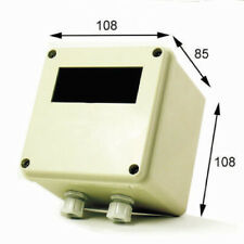 Hermetisches Gehäuse es mit Schutz Ip65 108x108x85