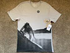 $30 - BRAND NEW HURLEY NIKE PREMIUM MENS TEE T SHIRT RABBIT SS SURF X RARE