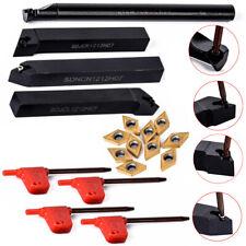 Lathe Holder Carbide Inserts Boring Bar Wrenches Metalworking Turning Tool Kit