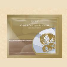 10 Pairs Anti-Wrinkle Dark Circle Gel Collagen Under Eye Patches Pad Mask Bag