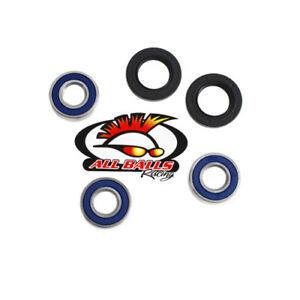 1998 Yamaha YZ400F Dirt Bike All Balls Rear Wheel Bearing & Seal Kit