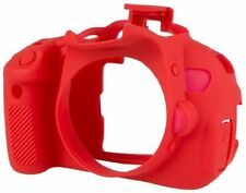 Kameraschutz Canon EOS  650D / 700D Kamera Schutzhülle Silikon ROT RED