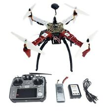 4-axis Aircraft RC Quadrocopter RTF F450-V2 Frame GPS APM2.8 AT10 TX F02192-S