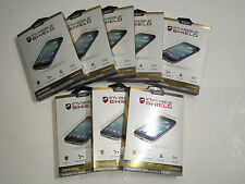 ZAGG Invisible Shield Screen Protector (Galaxy S4 mini) GS4OWC-F00 NEW SEALED•••