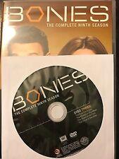 Bones - Season 9, Disc 3 REPLACEMENT DISC (not full season)