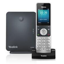 Yealink W60 Professionelles DECT VoIP Telefon, incl. 1 Mobilteil