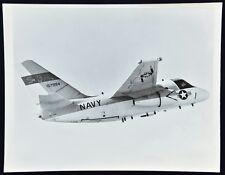 "Vintage S-3A ""Viking"" Navy Fighter Jet Airplane 157994 In-Flight Photo. c.1970's"