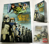 Brand New Star Wars The Clone Wars- Season 1-6 Complete Series DVD Shipping Fast