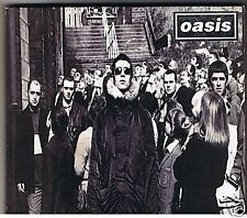OASIS D'YOU KNOW WHAT I MEAN 4 TRACK CD SINGLE IN A DIGIPAK 1997