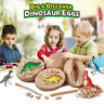 Novelty Dig It Out Dinosaur Egg Toy -Creative Easter Gift Excavation Kit Fossils