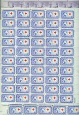 US SHEET LOT FACE VALUE $80.20 MINT NH PLEASE NOTE SOME MIGHT HAVE SEPARATIONS