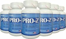 PNC ORIGINAL PRO-Z 6 Bottles (STIMULATE & GLUCOSE CONTROL) FREE US SHIPPING