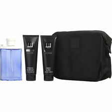 Desire Blue Ocean By Alfred Dunhill Travel Set & Toiletry Bag