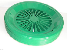 Cooking Concepts COMINHKPR101420 Paper Plate Holders Set of 4 Green Plastic