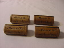 MAISON DU VIN WINE CARD HOLDERS - WEDDING PLACE HOLDERS NOTES BUSINESS CARDS