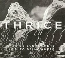Thrice - To Be Everywhere Is to Be Nowhere [CD]
