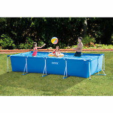 Rectangle Above-Ground Pools for sale | eBay