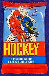 1984 87 88 89 TOPPS OPC UPPER DECK HOCKEY CARD UNOPENED WAX PACKS WAYNE GRETZKY
