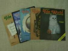 Tole World Magazine 5 Issues 1985 Tole Decorative Painting Instructions Patterns